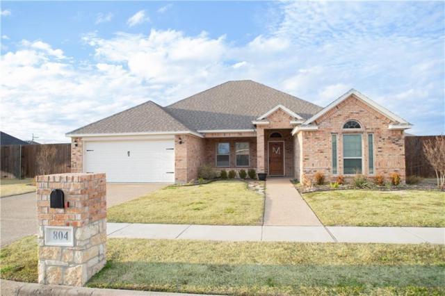 804 Medinah, Corsicana, TX 75110 (MLS #13998996) :: Robbins Real Estate Group