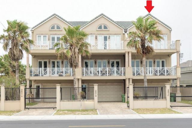 2801 Gulf Boulevard C, South Padre Island, TX 78597 (MLS #13999023) :: The Heyl Group at Keller Williams