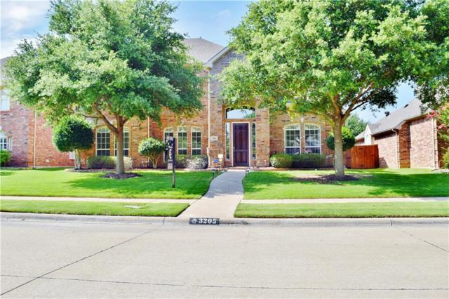 3205 Persimmon Lane, Frisco, TX 75033 (MLS #13999128) :: Century 21 Judge Fite Company