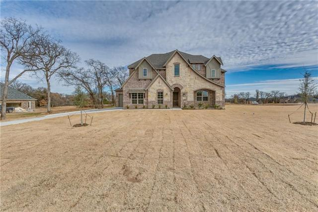4106 Hill Court, Burleson, TX 76028 (MLS #13999131) :: The Mitchell Group