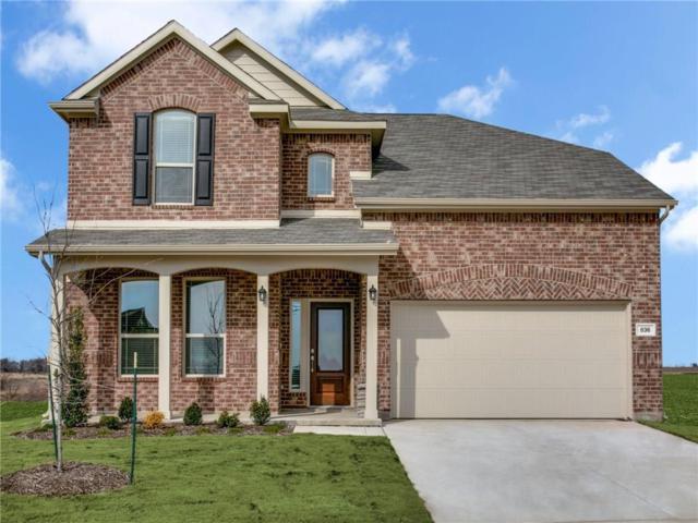 836 San Madrid Trail, Fort Worth, TX 76052 (MLS #13999147) :: Real Estate By Design