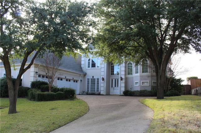 826 Hills Creek Drive, Mckinney, TX 75072 (MLS #13999187) :: Kimberly Davis & Associates