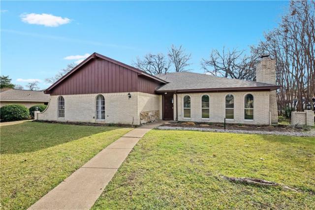 2421 Sherwood Drive, Grand Prairie, TX 75050 (MLS #13999250) :: The Tierny Jordan Network