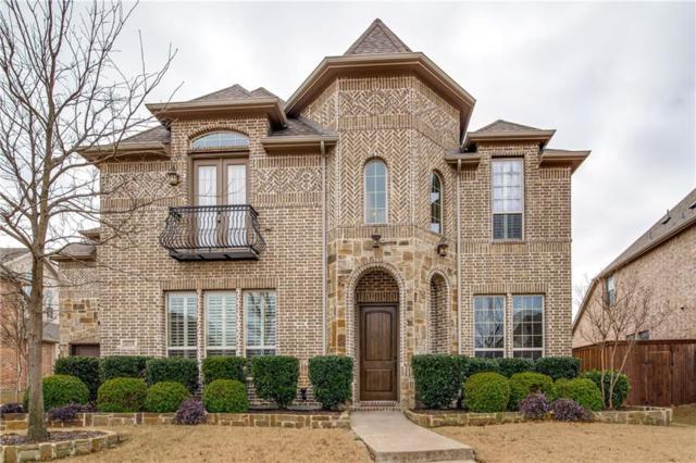 4119 Benchmark Lane, Frisco, TX 75034 (MLS #13999316) :: Baldree Home Team