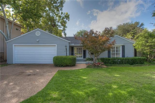 5517 Collinwood Avenue, Fort Worth, TX 76107 (MLS #13999321) :: The Mitchell Group