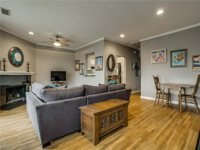 3208 Cole Avenue #1308, Dallas, TX 75204 (MLS #13999331) :: The Rhodes Team