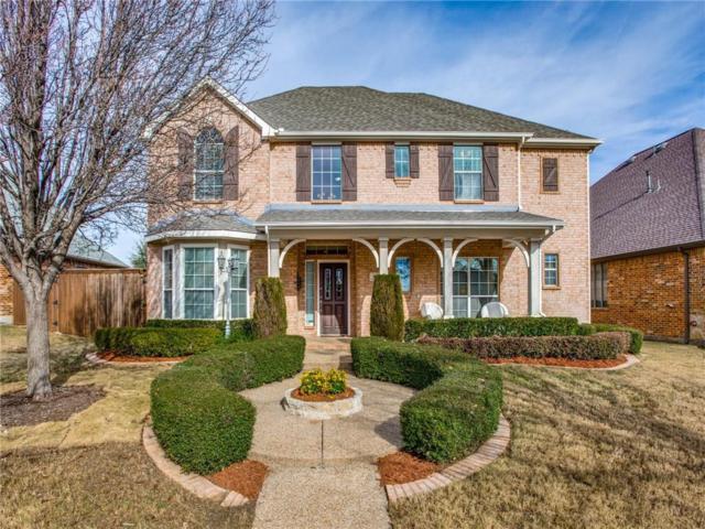 859 Stone Circle Lane, Lewisville, TX 75056 (MLS #13999346) :: Kimberly Davis & Associates