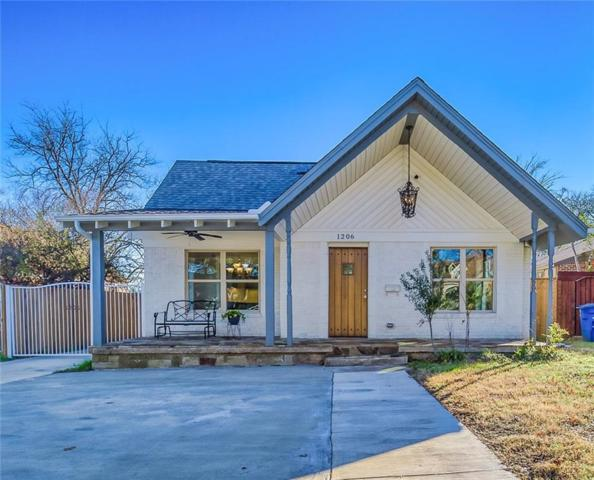 1206 Ferndale Avenue, Dallas, TX 75224 (MLS #13999485) :: Team Hodnett
