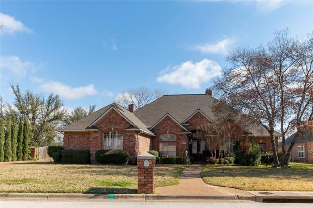 4007 Inwood Lane, Colleyville, TX 76034 (MLS #13999511) :: Potts Realty Group