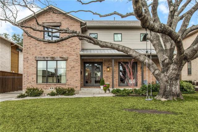 6711 Northridge Drive, Dallas, TX 75214 (MLS #13999533) :: Robbins Real Estate Group