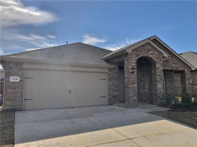 708 Watson Way, Crowley, TX 76036 (MLS #13999563) :: RE/MAX Landmark