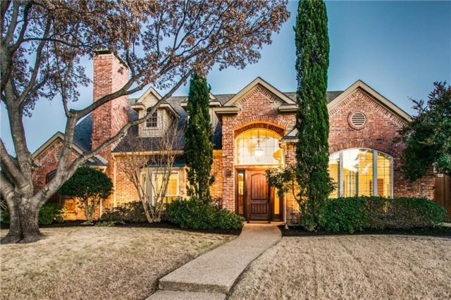 3309 Chaney Court, Plano, TX 75093 (MLS #13999615) :: The Heyl Group at Keller Williams