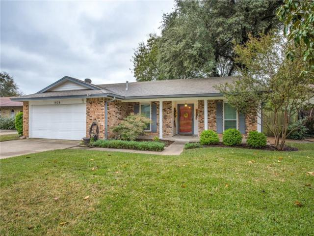 1026 Aspen Lane, Mansfield, TX 76063 (MLS #13999667) :: The Tierny Jordan Network