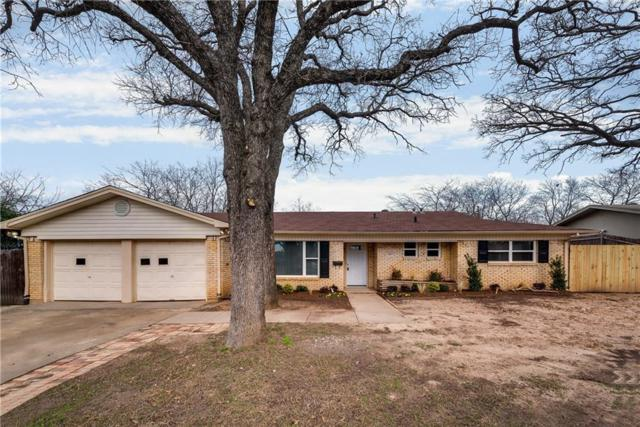 507 Martin Lane, Euless, TX 76040 (MLS #13999679) :: The Holman Group