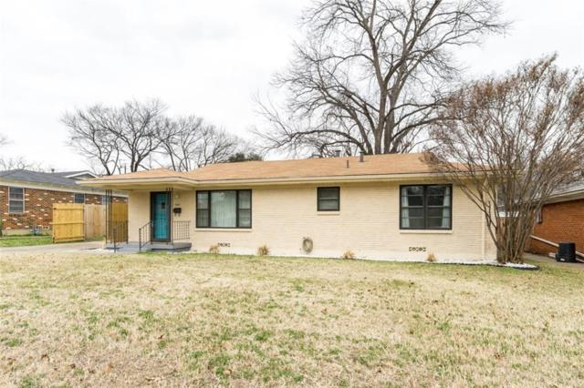 5413 Nadine Drive, Haltom City, TX 76117 (MLS #13999718) :: The Good Home Team