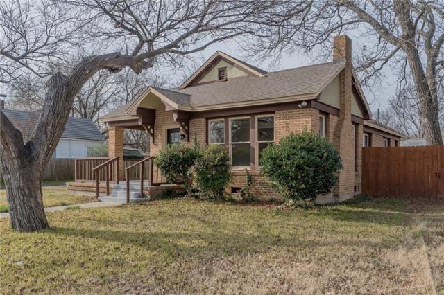 901 Beech Street, Bonham, TX 75418 (MLS #13999784) :: Baldree Home Team