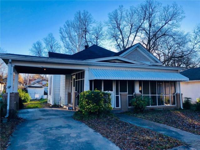 1914 Wood Street, Texarkana, TX 75501 (MLS #13999789) :: Robbins Real Estate Group