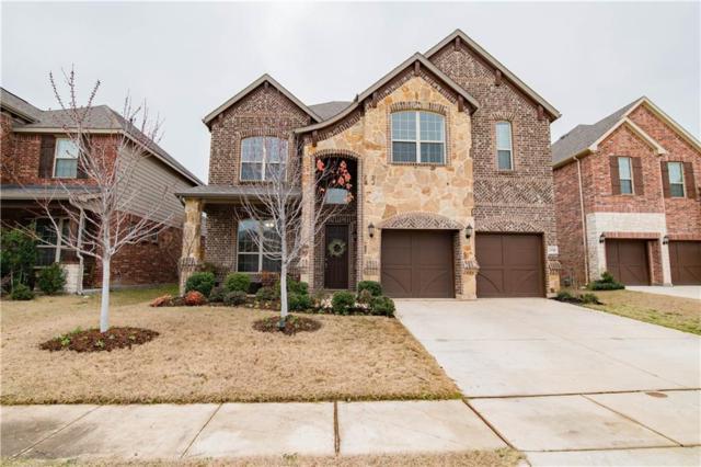 12936 Steadman Farms Drive, Fort Worth, TX 76244 (MLS #13999813) :: Kimberly Davis & Associates