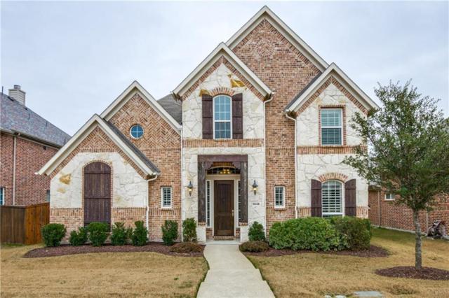 5648 Tiger Lane, Frisco, TX 75035 (MLS #13999818) :: HergGroup Dallas-Fort Worth