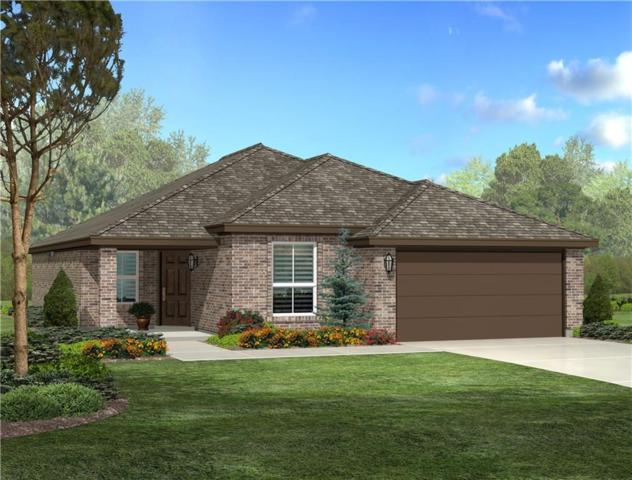 705 Watson Way, Crowley, TX 76036 (MLS #13999840) :: The Mitchell Group