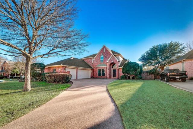 727 Bryson Way, Southlake, TX 76092 (MLS #13999869) :: The Heyl Group at Keller Williams
