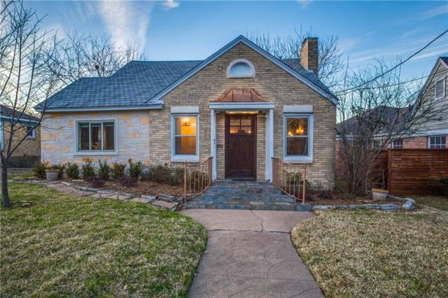 6819 Santa Fe Avenue, Dallas, TX 75223 (MLS #13999956) :: RE/MAX Town & Country