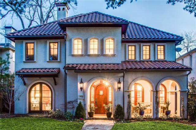 3521 Milton Avenue, University Park, TX 75205 (MLS #13999977) :: Robbins Real Estate Group