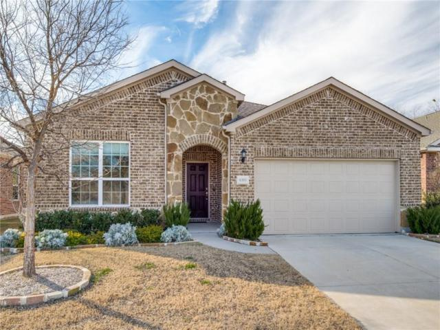 6393 Paragon Drive, Frisco, TX 75036 (MLS #14000011) :: Team Hodnett