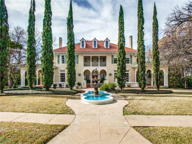 1177 Lausanne Avenue, Dallas, TX 75208 (MLS #14000027) :: HergGroup Dallas-Fort Worth