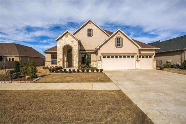 9504 Crestview Drive, Denton, TX 76207 (MLS #14000045) :: Baldree Home Team