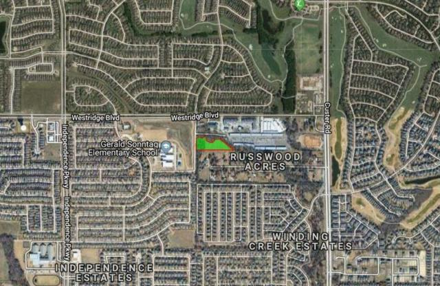1721 Memory Lane #6, Frisco, TX 75072 (MLS #14000049) :: The Heyl Group at Keller Williams
