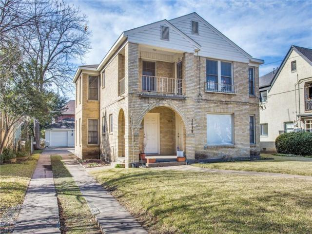 2619 Abrams Road, Dallas, TX 75214 (MLS #14000090) :: The Mitchell Group