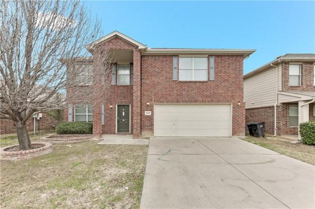 4849 Leaf Hollow Drive, Fort Worth, TX 76244 (MLS #14000124) :: RE/MAX Landmark
