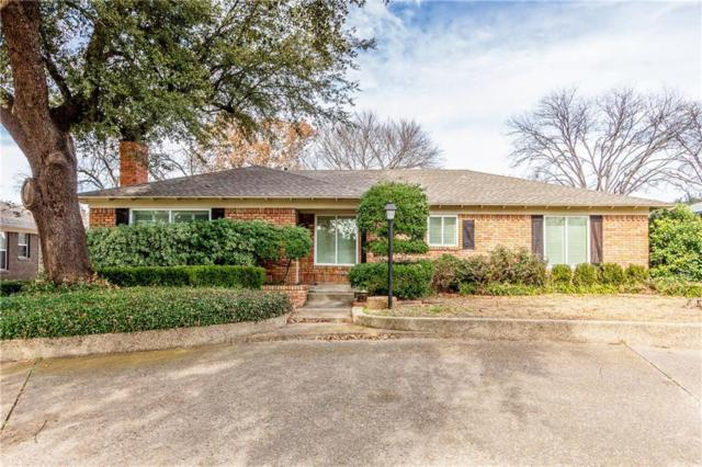 6823 Walnut Hill Lane, Dallas, TX 75230 (MLS #14000131) :: Robbins Real Estate Group