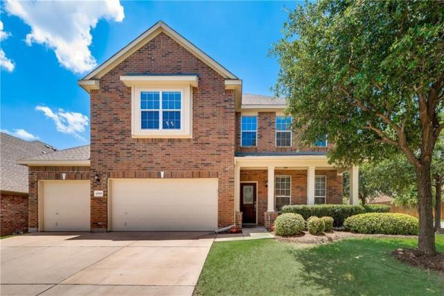 4900 Cliburn Drive, Fort Worth, TX 76244 (MLS #14000166) :: Real Estate By Design