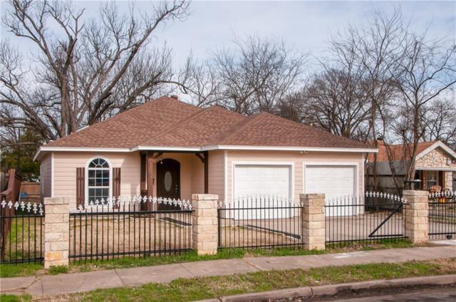 1709 Nolte Drive, Dallas, TX 75208 (MLS #14000215) :: Century 21 Judge Fite Company