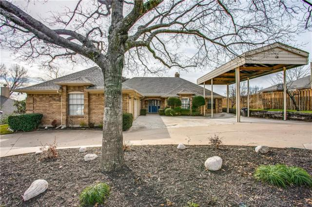 7517 Westwind Court, Fort Worth, TX 76179 (MLS #14000348) :: Real Estate By Design