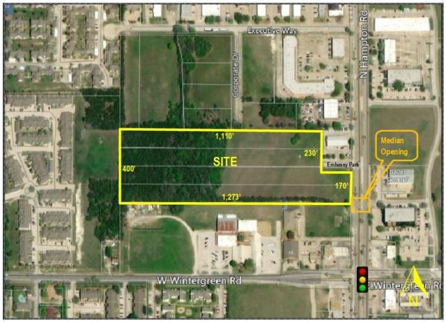 1541 N Hampton Road, Desoto, TX 75115 (MLS #14000365) :: Jones-Papadopoulos & Co