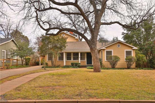 625 River Side Boulevard, Abilene, TX 79605 (MLS #14000401) :: The Heyl Group at Keller Williams