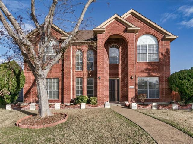 9301 Woodlake Drive, Rowlett, TX 75088 (MLS #14000402) :: RE/MAX Town & Country
