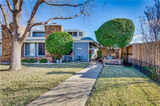 513 Hunters Glen Street, Lewisville, TX 75067 (MLS #14000439) :: Magnolia Realty