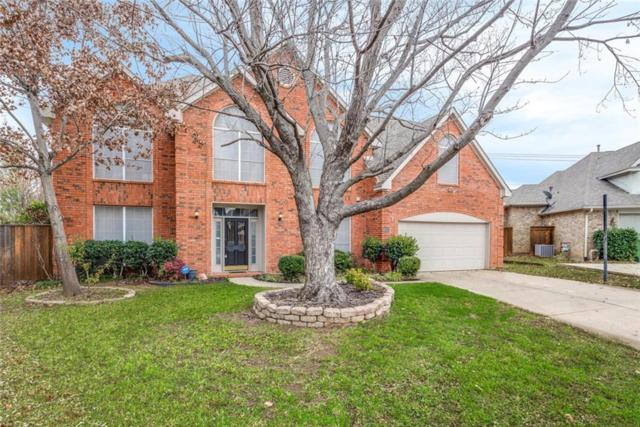 1108 Rosewood Drive, Grapevine, TX 76051 (MLS #14000450) :: The Mitchell Group