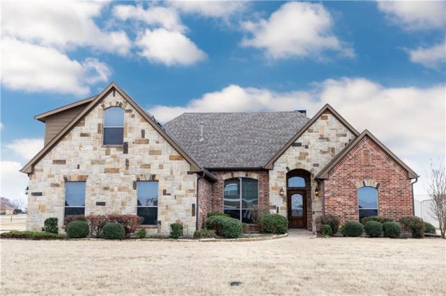 10044 Richard Circle, Forney, TX 75126 (MLS #14000459) :: RE/MAX Landmark