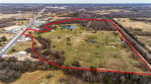 TBD E Henderson, Cleburne, TX 76031 (MLS #14000493) :: The Heyl Group at Keller Williams