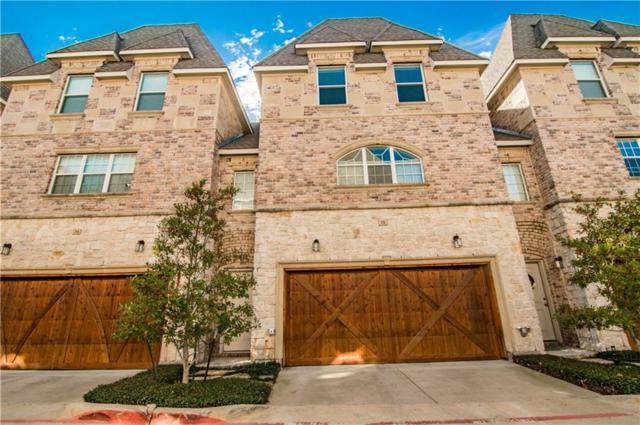 2700 Club Ridge Drive #35, Lewisville, TX 75067 (MLS #14000523) :: The Heyl Group at Keller Williams