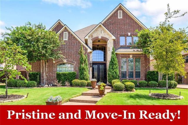 11752 Mirage Lane, Frisco, TX 75033 (MLS #14000581) :: Frankie Arthur Real Estate