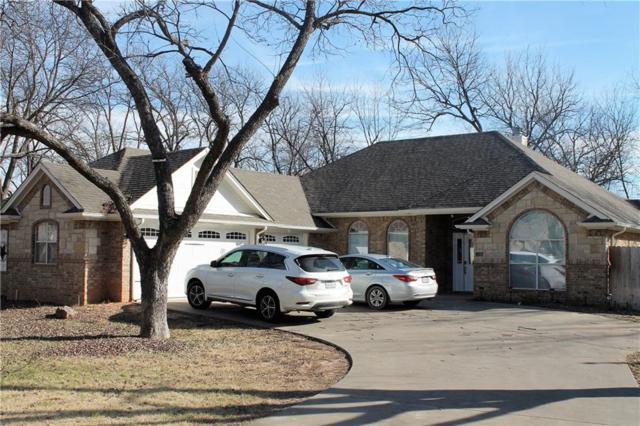8911 Monticello Drive, Granbury, TX 76049 (MLS #14000592) :: Robbins Real Estate Group
