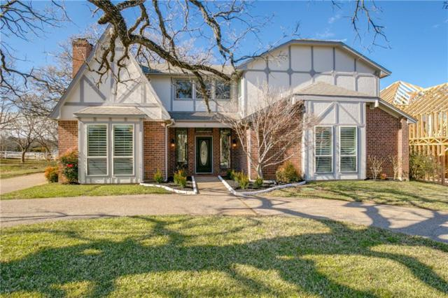 1519 Flamingo Circle, Southlake, TX 76092 (MLS #14000624) :: The Mitchell Group