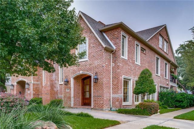 4200 Lovers Lane, University Park, TX 75225 (MLS #14000634) :: Robbins Real Estate Group