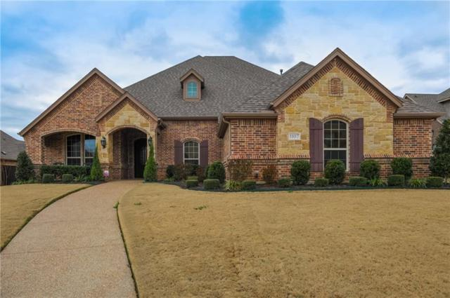 1107 Hudson Drive, Mansfield, TX 76063 (MLS #14000669) :: The Mitchell Group
